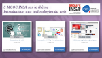 3 MOOC INSA : Introduction aux technologies du web