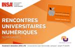 Rencontres Universitaires Numériques Normandes